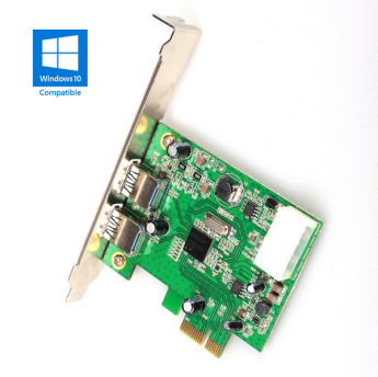 Контроллер ORIENT NC-3U2PE PCI-Ex to 2 port USB3.0 oem